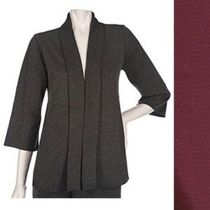 NAME YOUR PRICE • QVC Maroon Cardigan